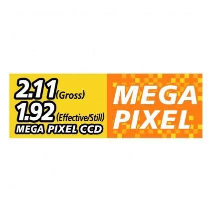 192 mega pixel ccd