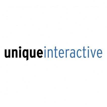 free vector Unique interactive