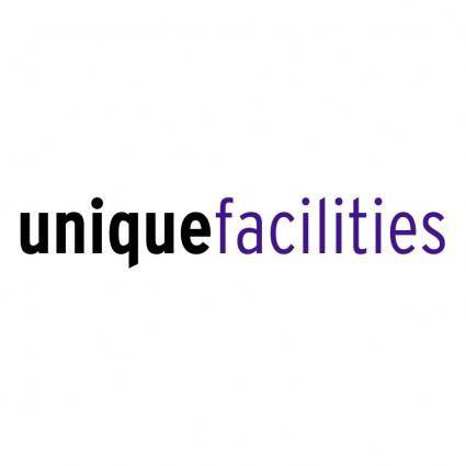 Unique facilities