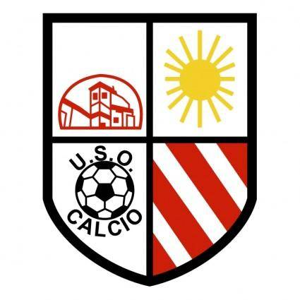 free vector Unione sportiva oratorio calcio