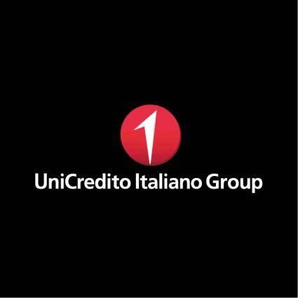 free vector Unicredito italiano group 0