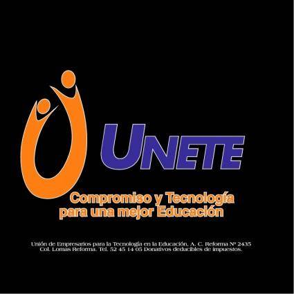 free vector Unete