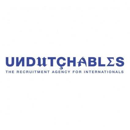 free vector Undutchables