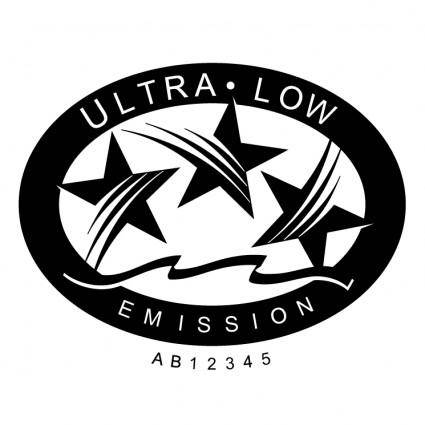 free vector Ultra low emission