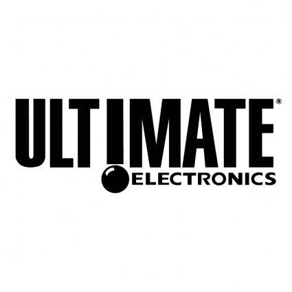 free vector Ultimate electronics
