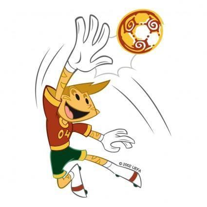 Uefa euro 2004 portugal 10