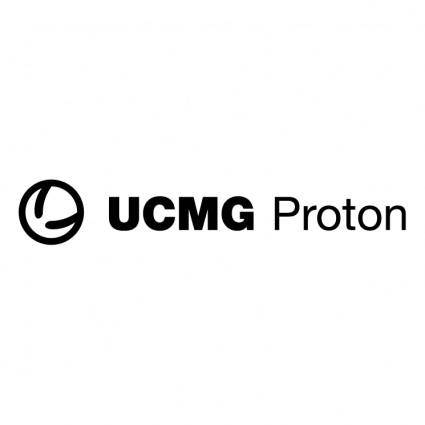 free vector Ucmg proton