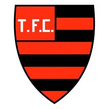 free vector Tupy futebol clube de crissiumal rs