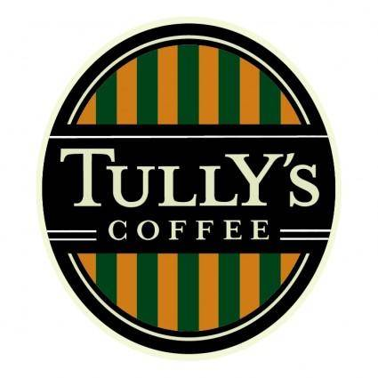 free vector Tullys coffee
