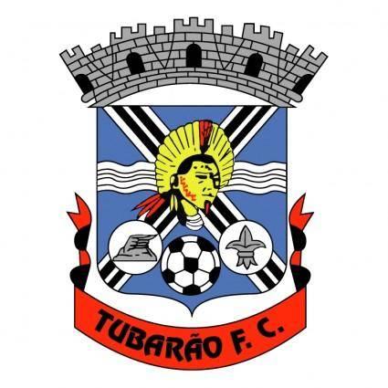 free vector Tubarao futebol clube