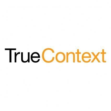 Truecontext