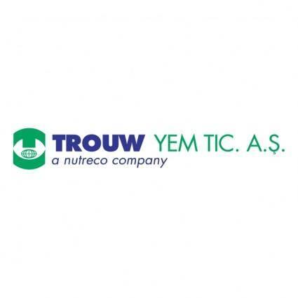 free vector Trouw yem tic