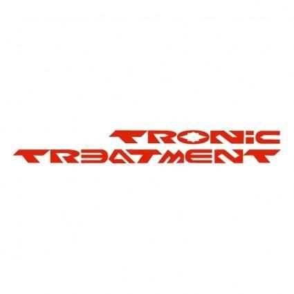 free vector Tronic treatment