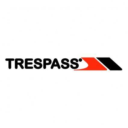 free vector Trespass