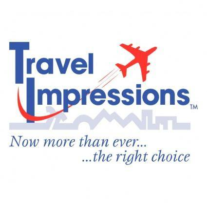 free vector Travel impressions