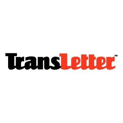 free vector Transletter