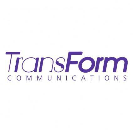 Transform communications