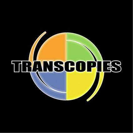 free vector Transcopies inc