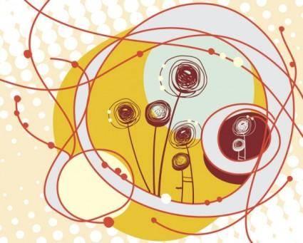 free vector Fine illustrator of children 04 vector