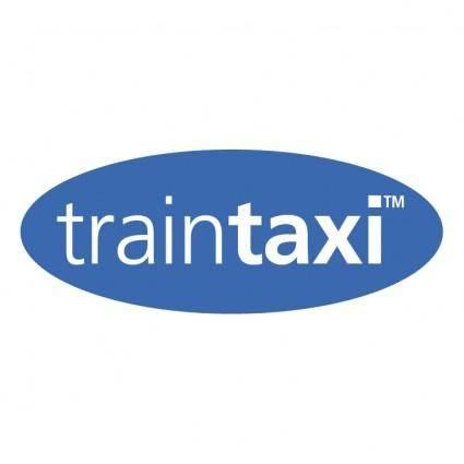 free vector Traintaxi