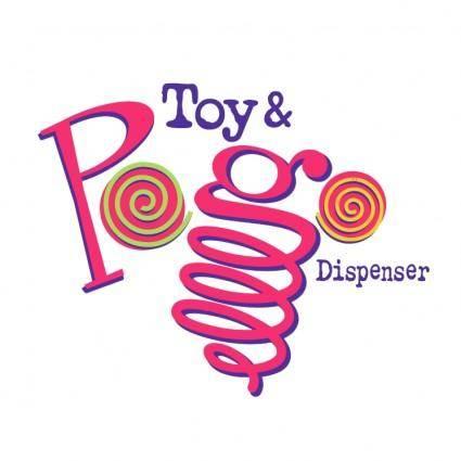free vector Toys pogo dispenser