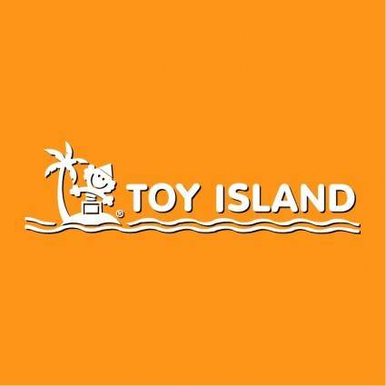 free vector Toy island