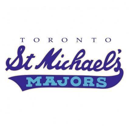 free vector Toronto st michaels majors