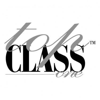 free vector Top class one 0