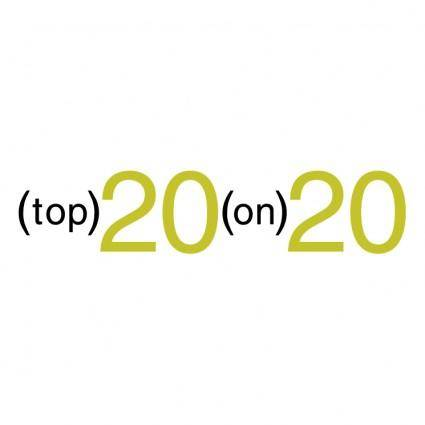 free vector Top 20 on 20