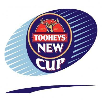 free vector Tooheys new cup