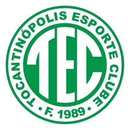 Tocantinopolis esporte clube tec to