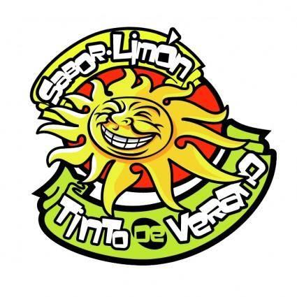 free vector Tinto de verano