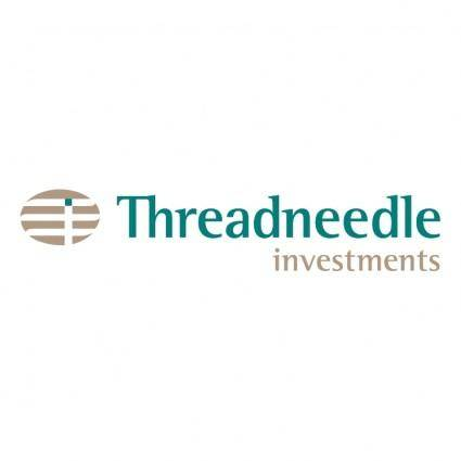 free vector Threadneedle investments