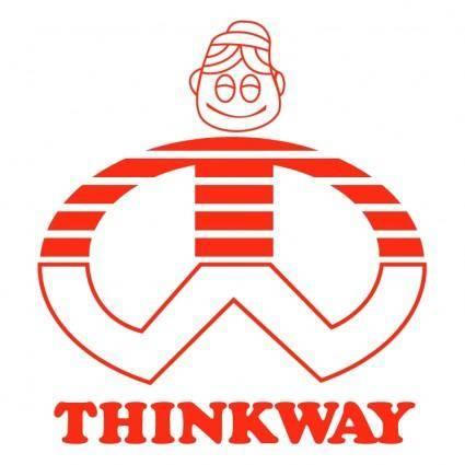 free vector Thinkway