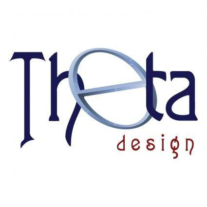 free vector Theta design