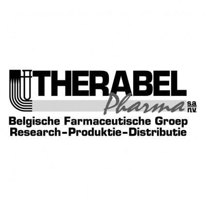 free vector Therabel pharma 0