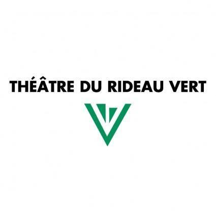 Theatre du rideau vert