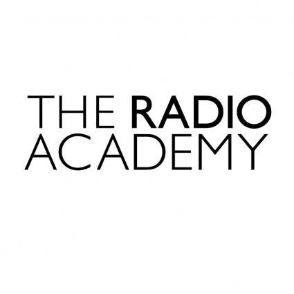 free vector The radio academy