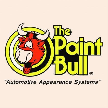 The paint bull