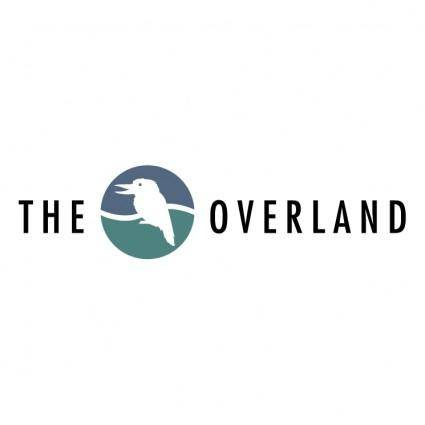 free vector The overland