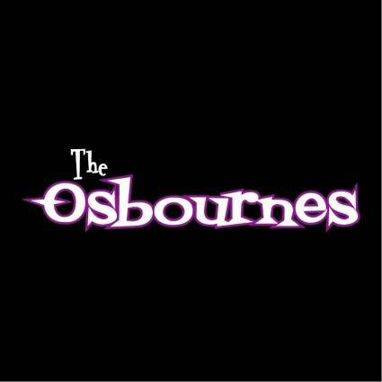 free vector The osbournes