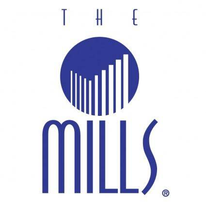 The mills corporation