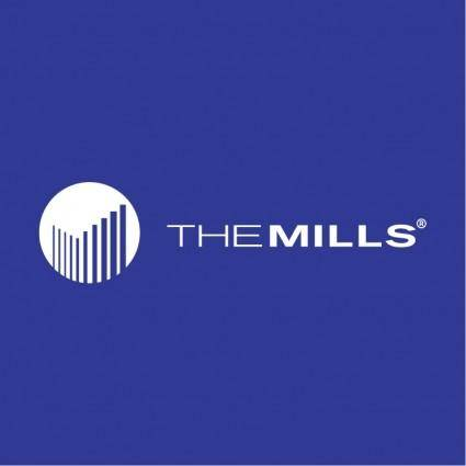 free vector The mills corporation 1