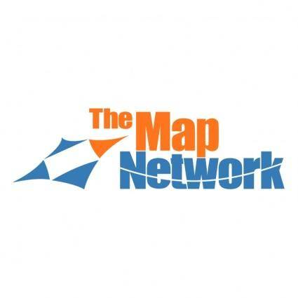 The map network