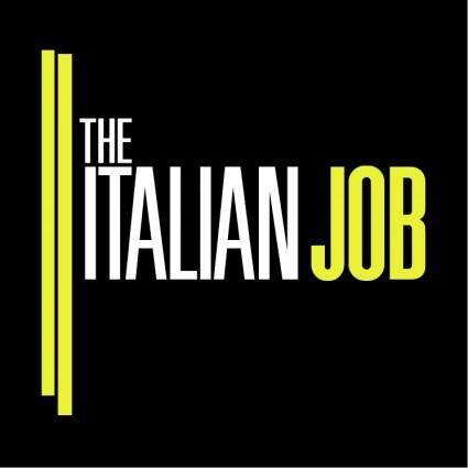 free vector The italian job