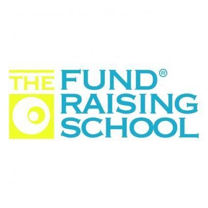 free vector The fund raising school