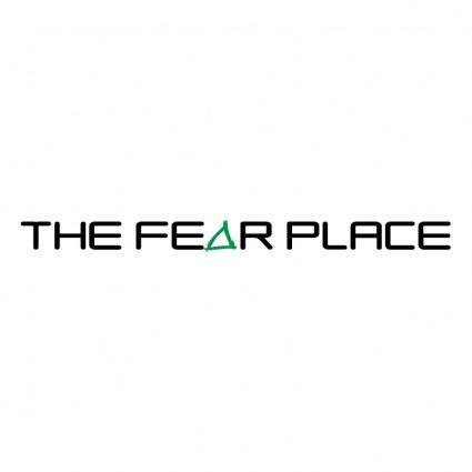 free vector The fear place