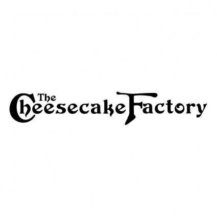 free vector The chessecake factory
