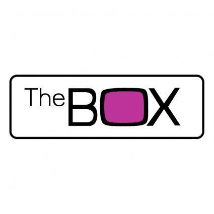 free vector The box 1