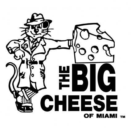 free vector The big cheese of miami
